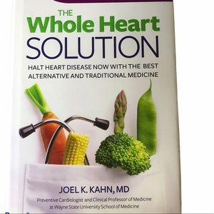 🍒2/$10🍒The Whole Heart Solution Book